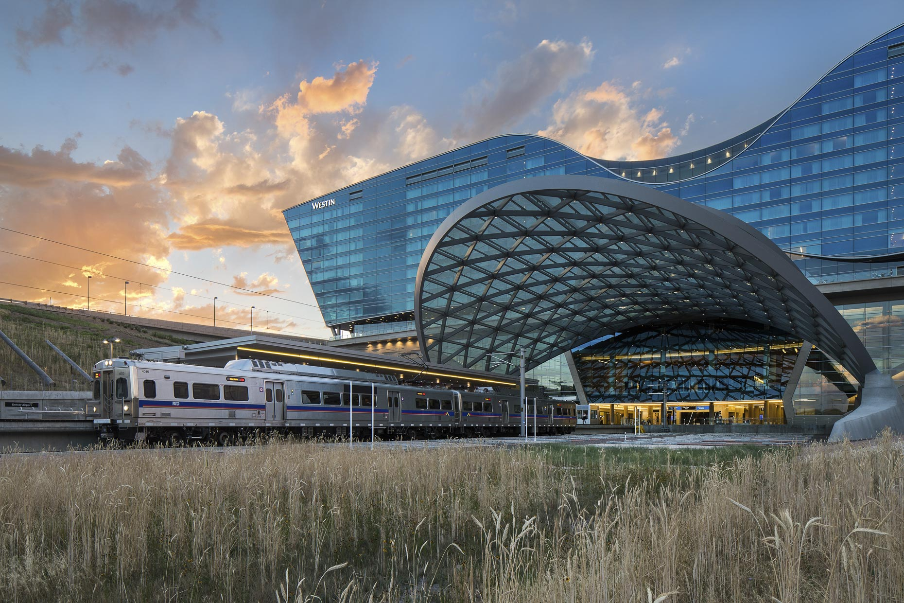 Westin Denver International Airport By HNTB Photographed