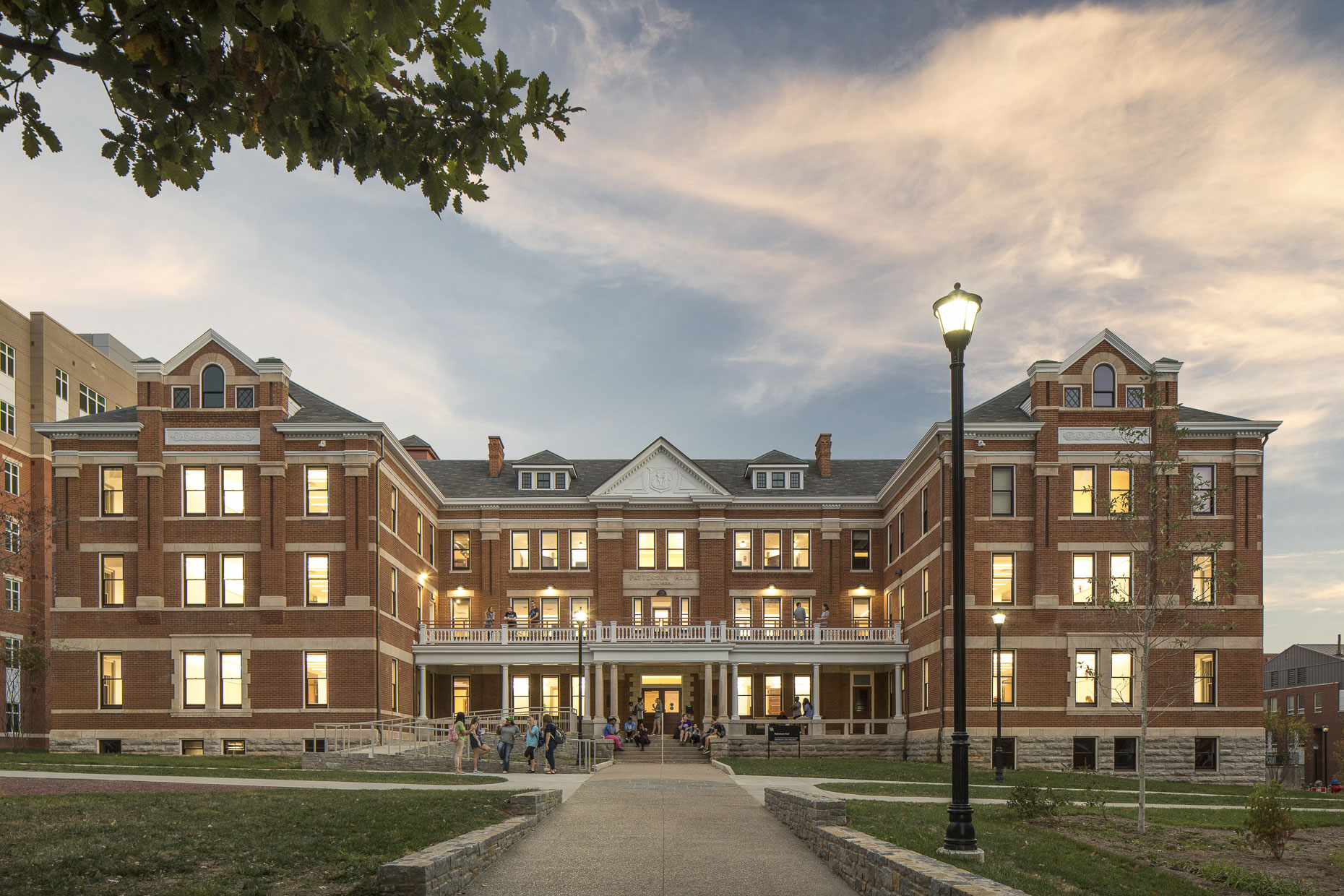 UK Patterson Hall