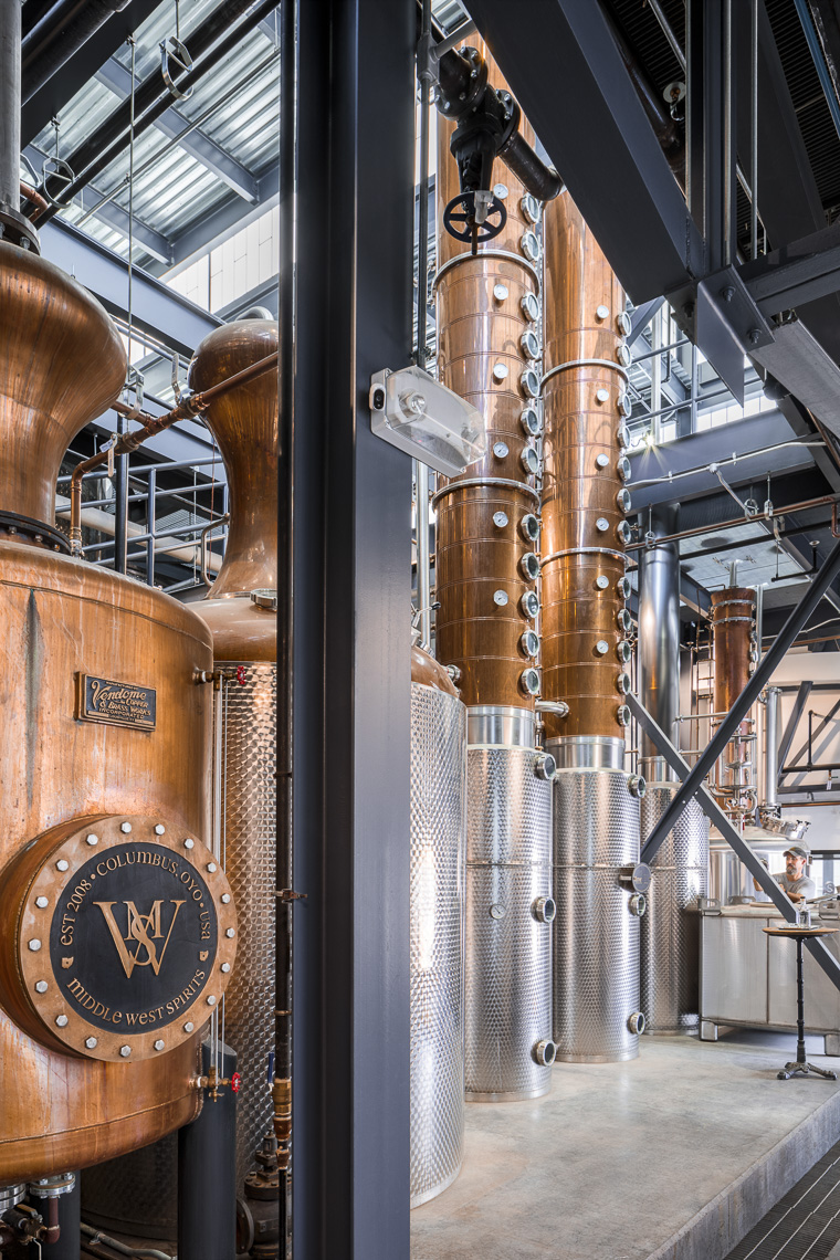 Middle West Spirits by JBAD photographed by Brad Feinknopf based in Columbus, Ohio