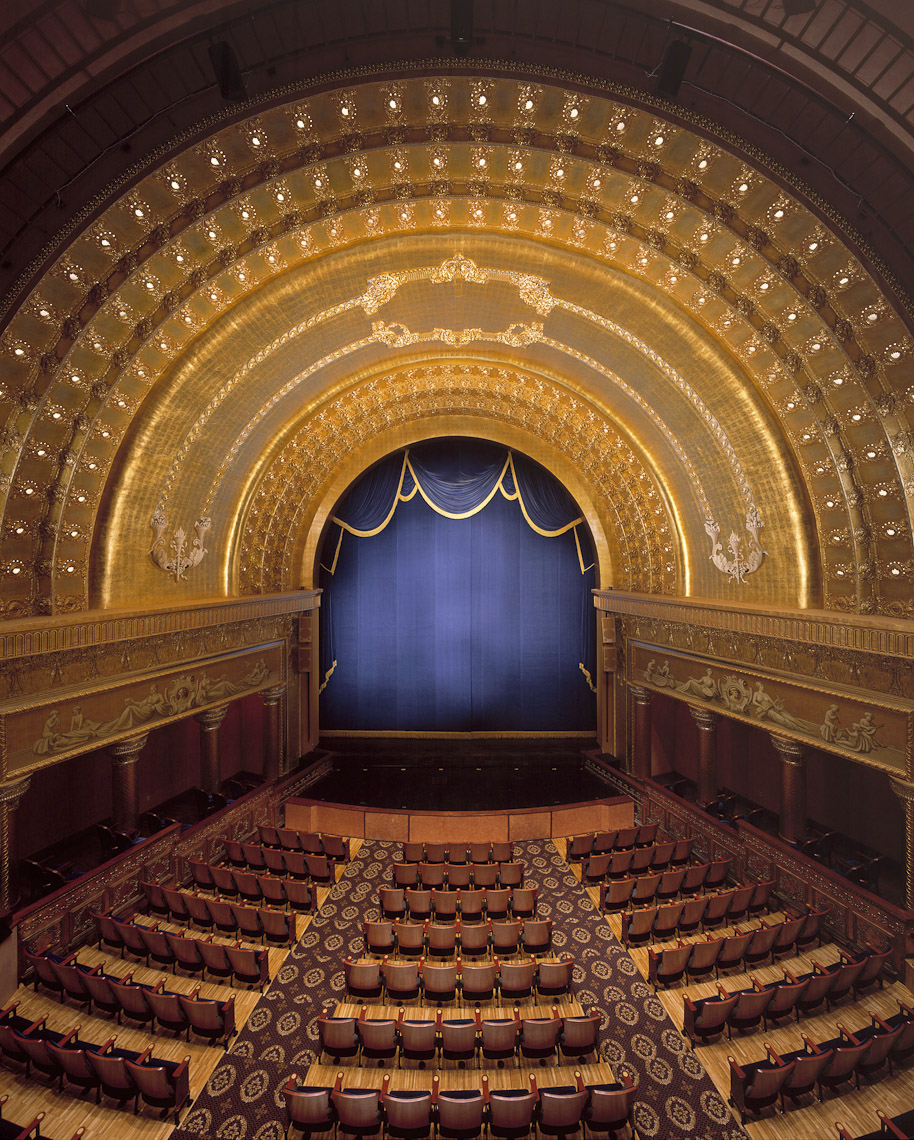 Southern Theater by Feinknopf Macioce Schappa Architects photographed by Brad Feinknopf based in Columbus, Ohio