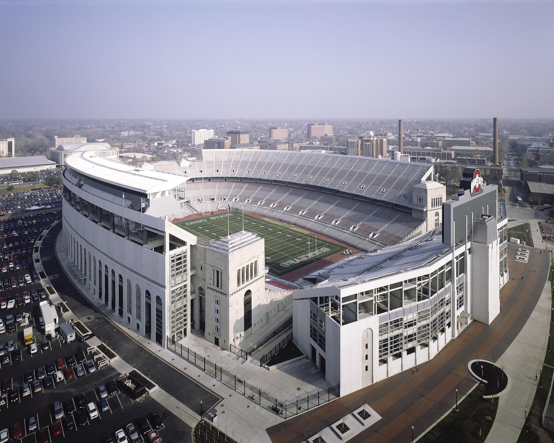 The HorseshoeOhio Stadium At OSU By HNTB Design Group - Ohio state architecture