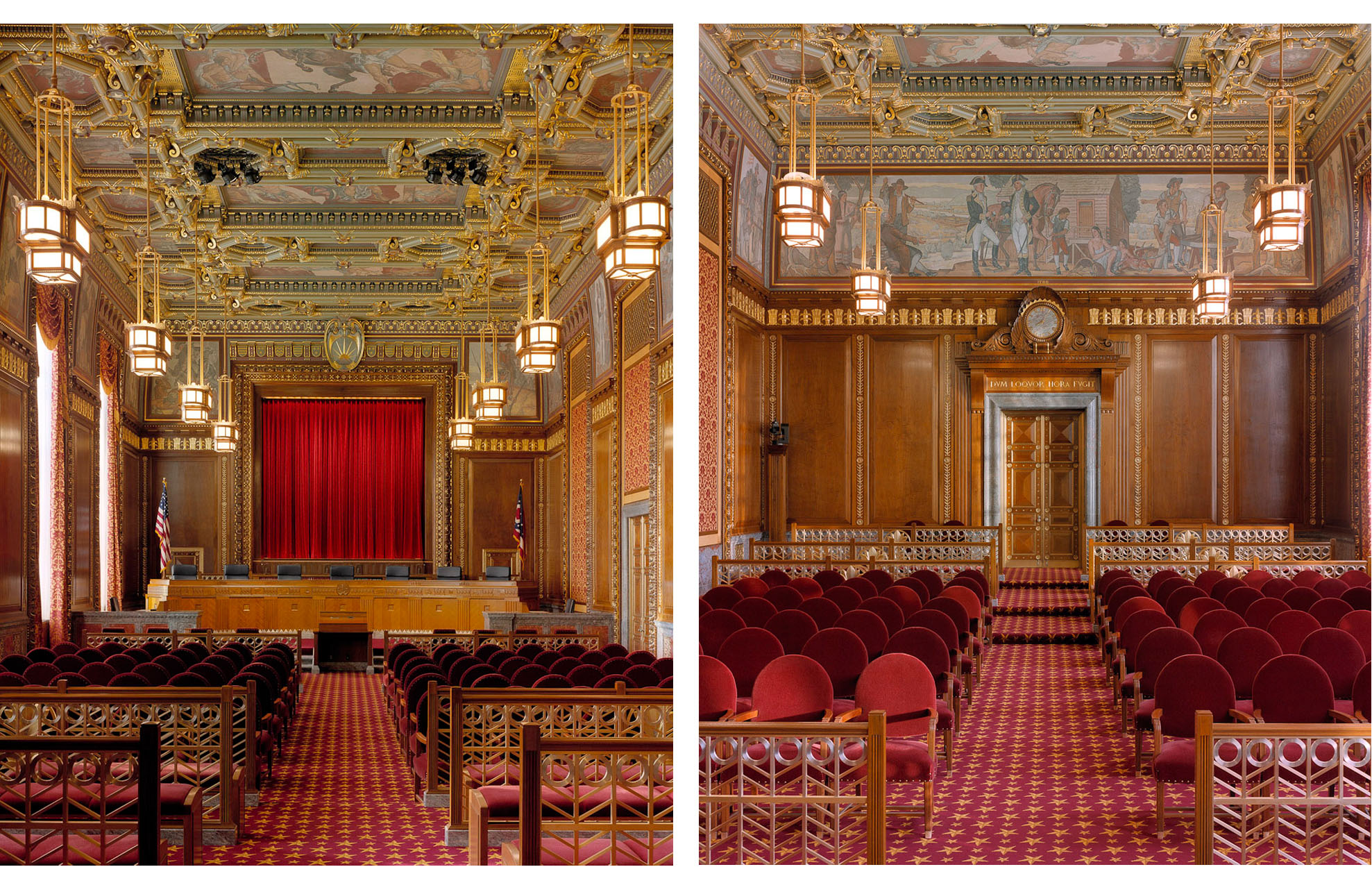 Ohio Supreme Court Renovation by Schooley Caldwell Associates