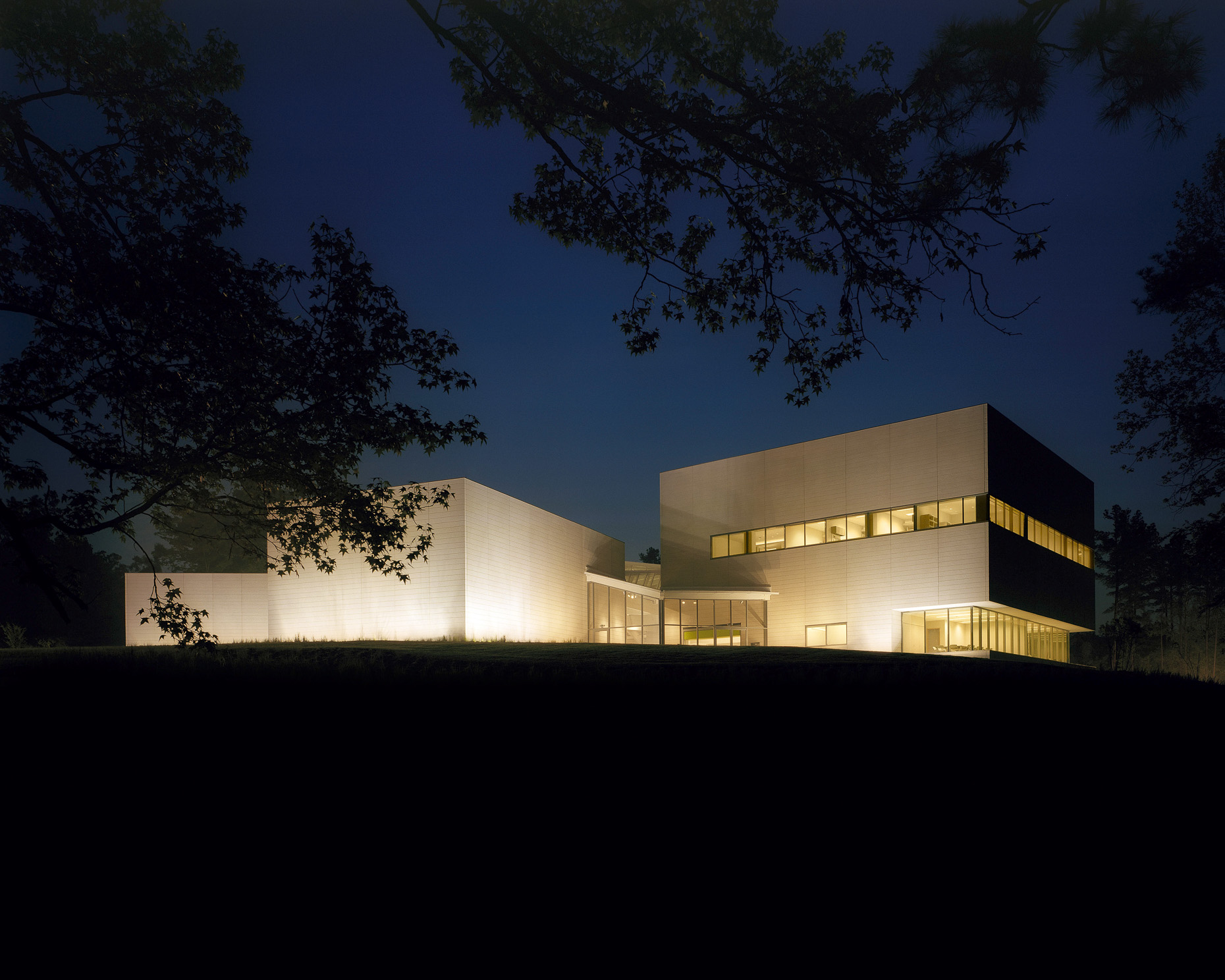 Nasher Museum of Art at Duke University by Rafael Vinoly Architects Photographed by Brad Feinknopf based in Columbus, Ohio