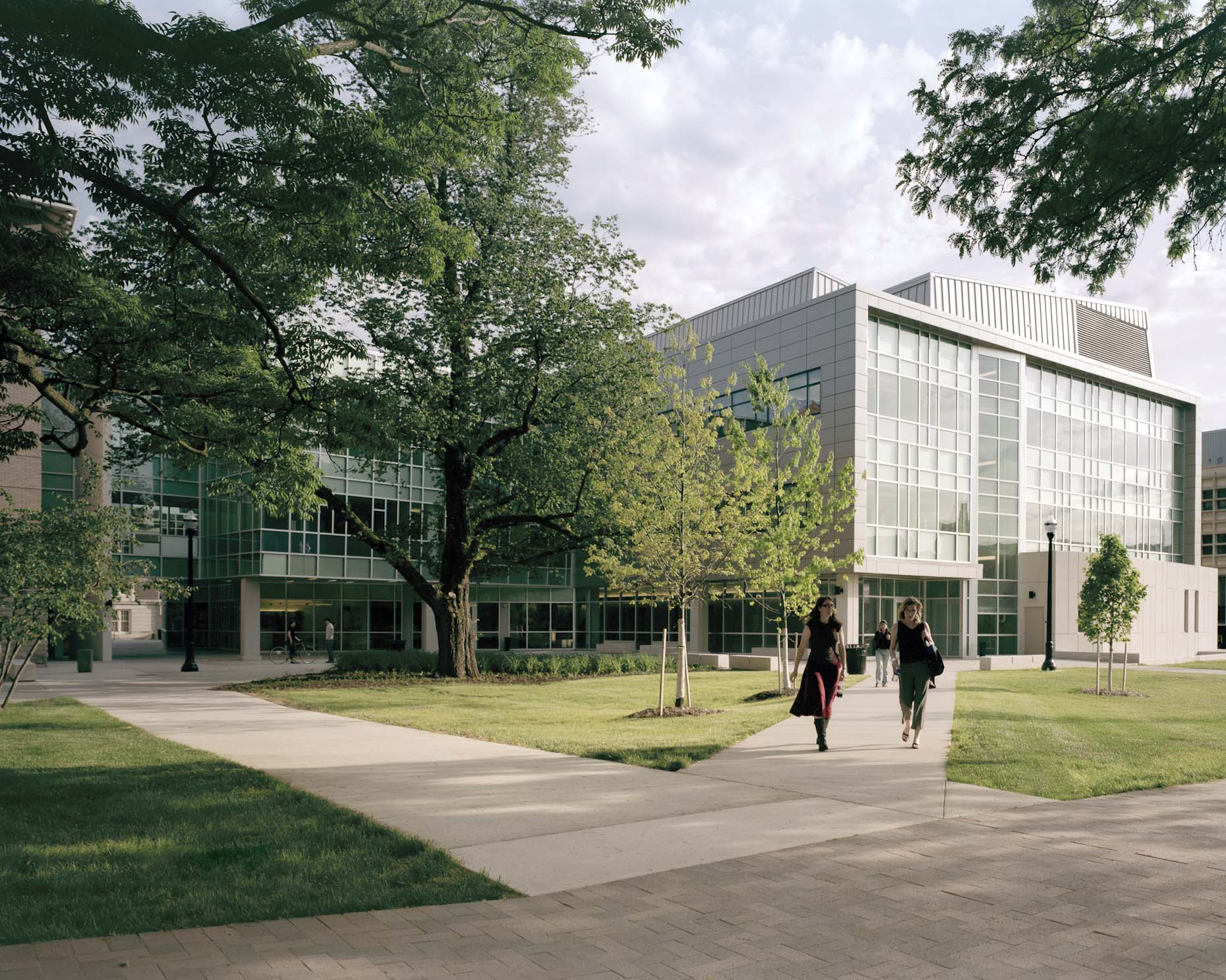 The Ohio State University Psychology Building by NBBJ