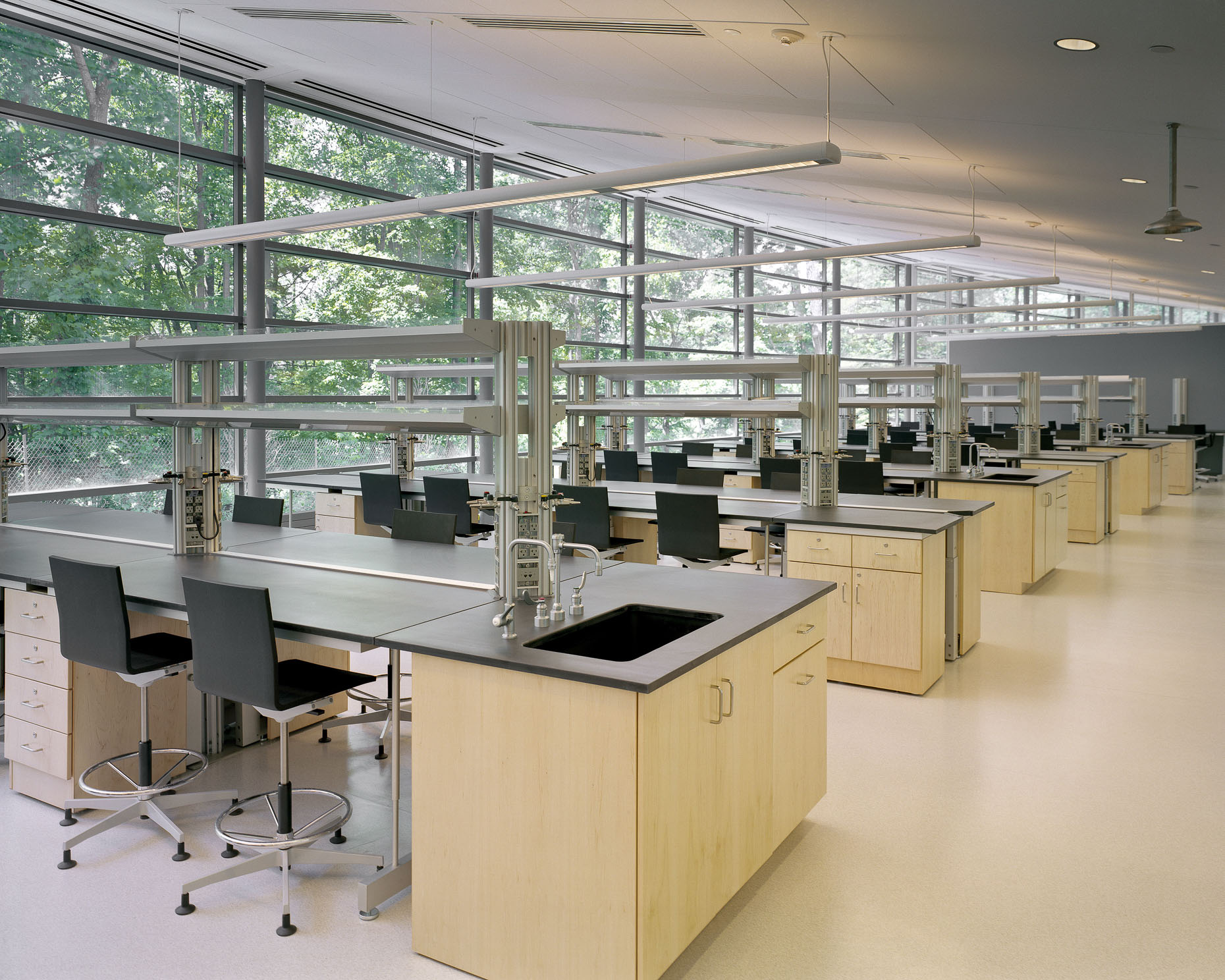 Center for Science & Computation at Bard College by Rafael Vinoly Architects