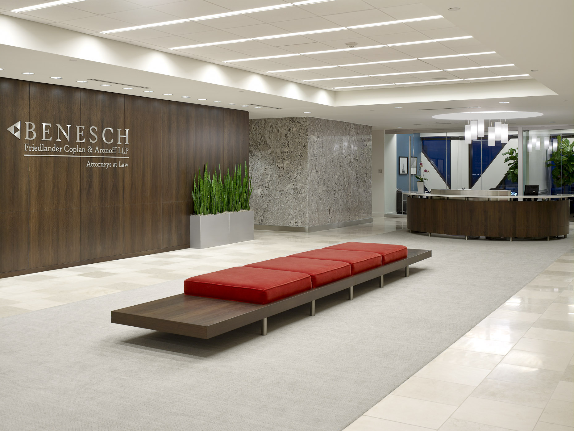 Behnesh Friedlander Coplan & Aronoff LLP by Higley Construction Company