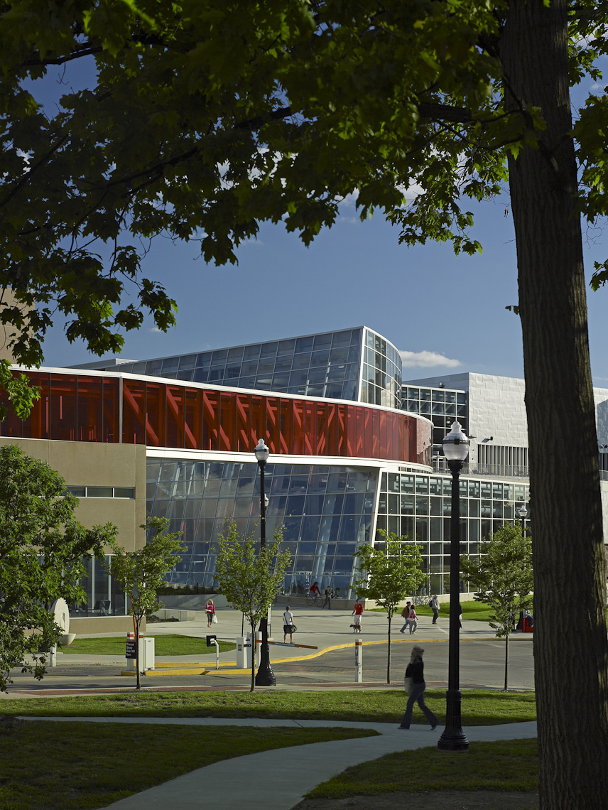 RPAC at The Ohio State University by Moody Nolan