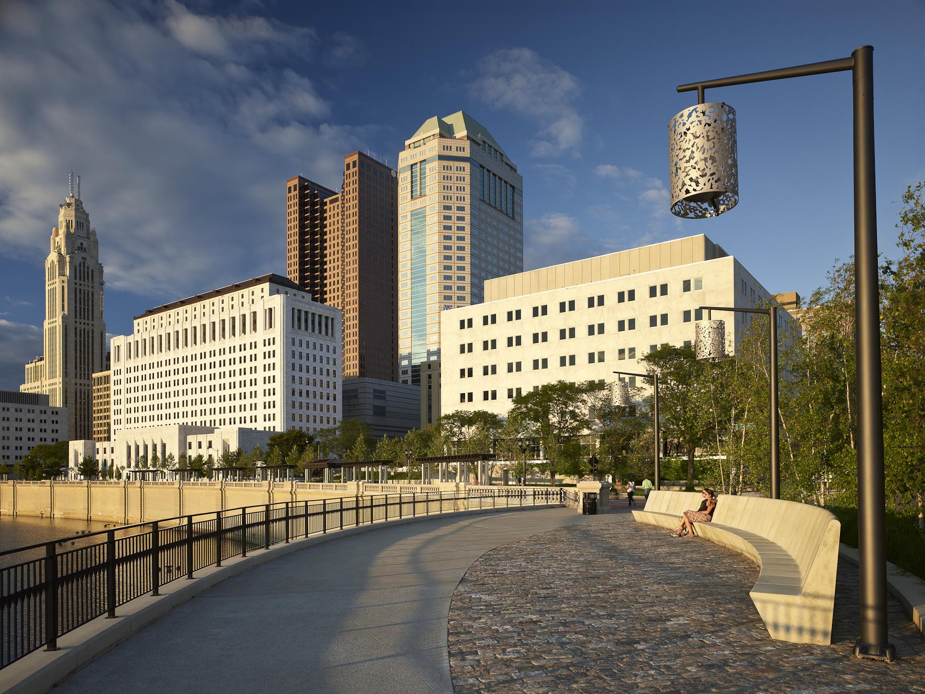 Scioto Mile by MSK2