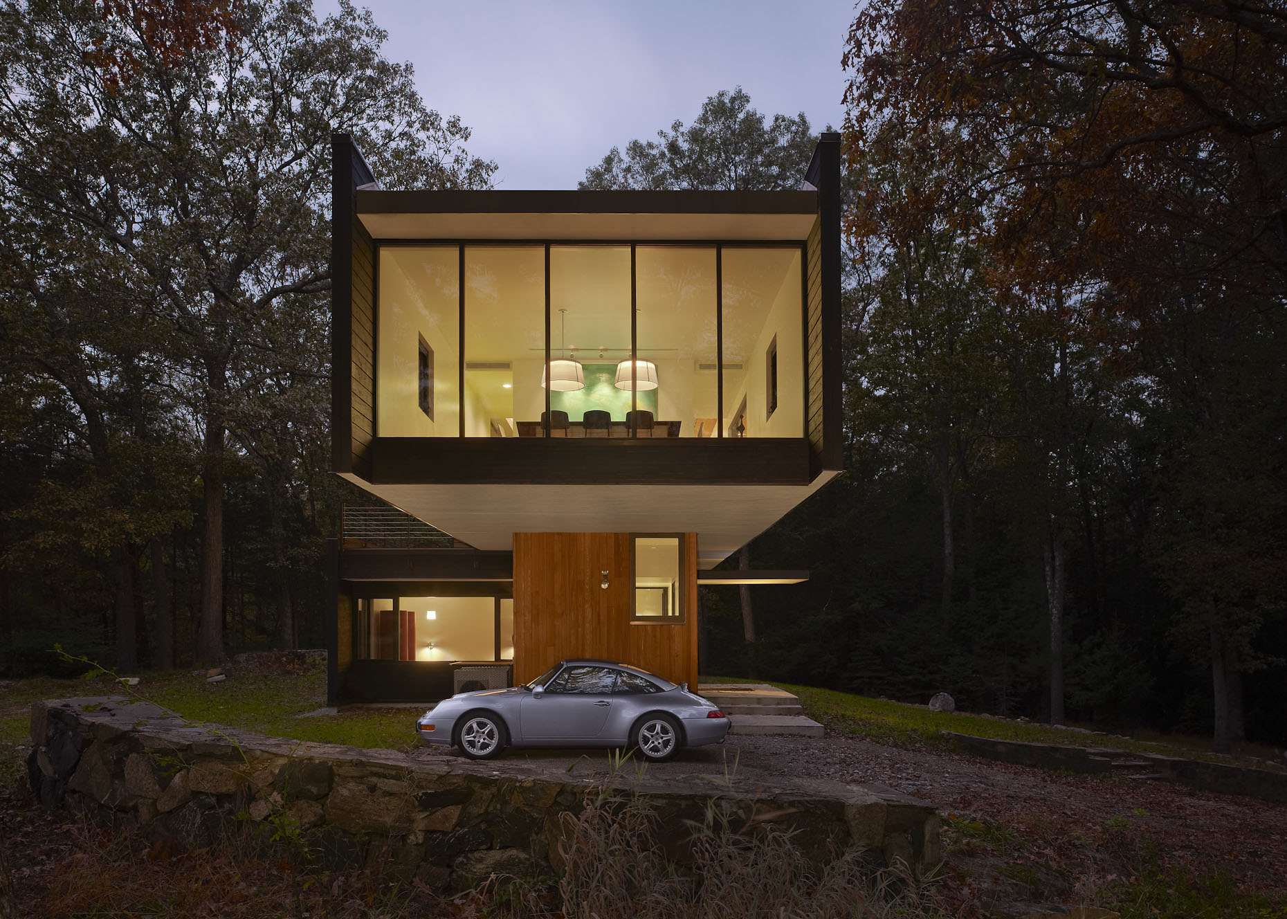 Waccabuc Private Residence by Chan-Li Lin & Denise Ferris photographed by Brad Feinknopf based in COlumbus, Ohio