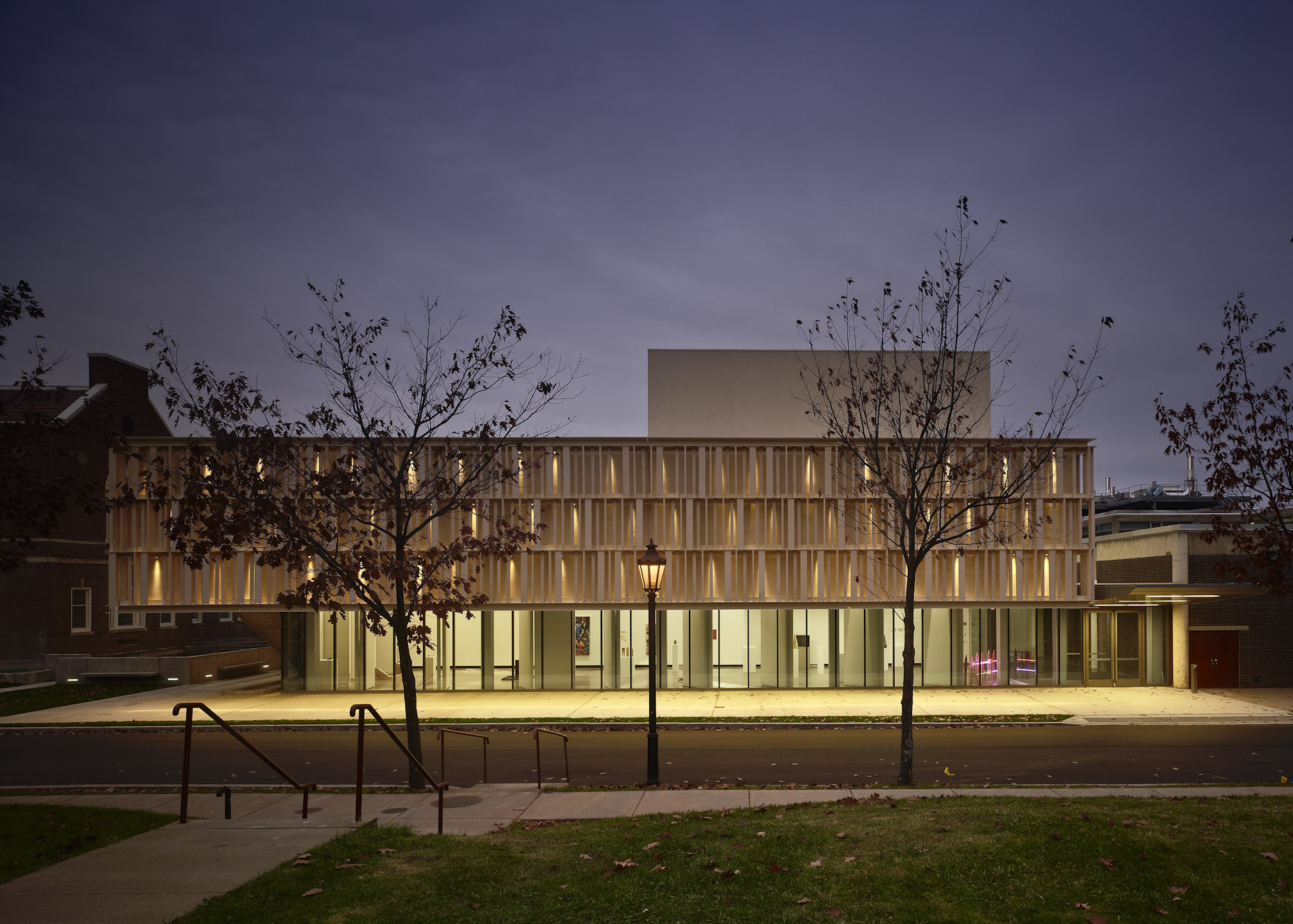 McGee Art Pavilion at New York State College of Ceramics at Alfred University by Ikon.5 Architects