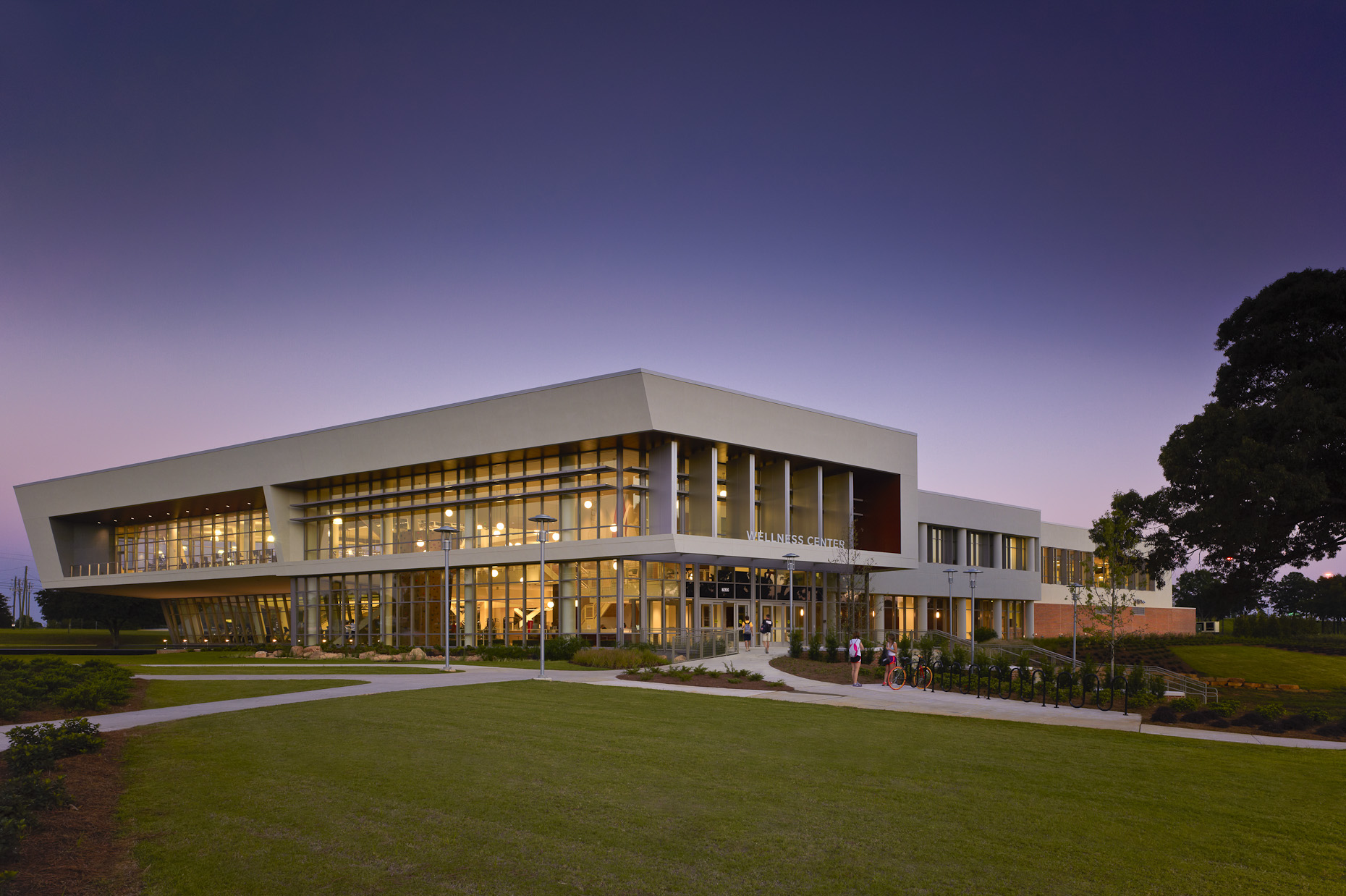 Wellness Center at Auburn University at Montgomery by 360 Architecture