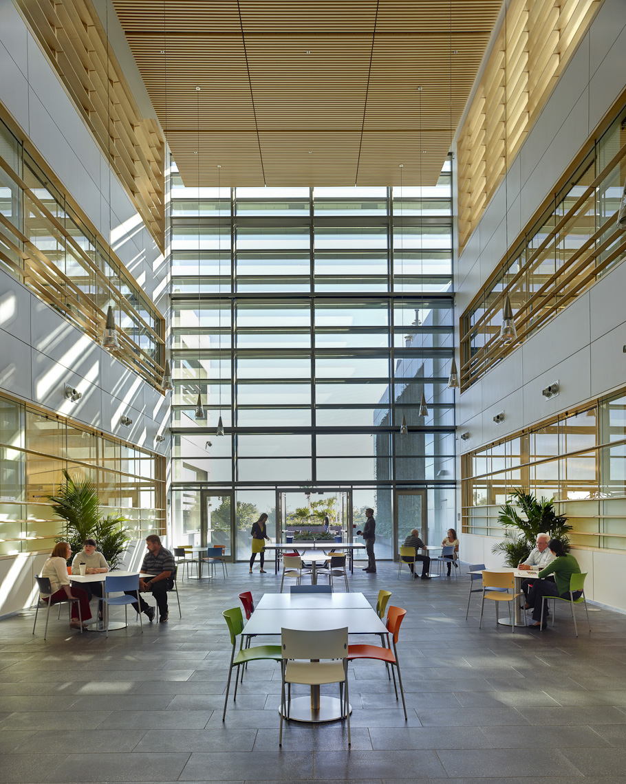 Max Planck Florida Institute by ZGF photographed by Brad Feinknopf based in Columbus, Ohio