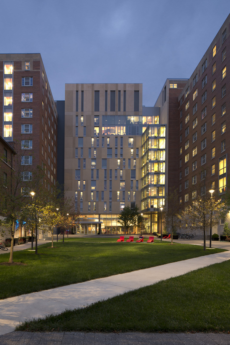 The Ohio State University South Campus Renovation by Schooley Caldwell Associates