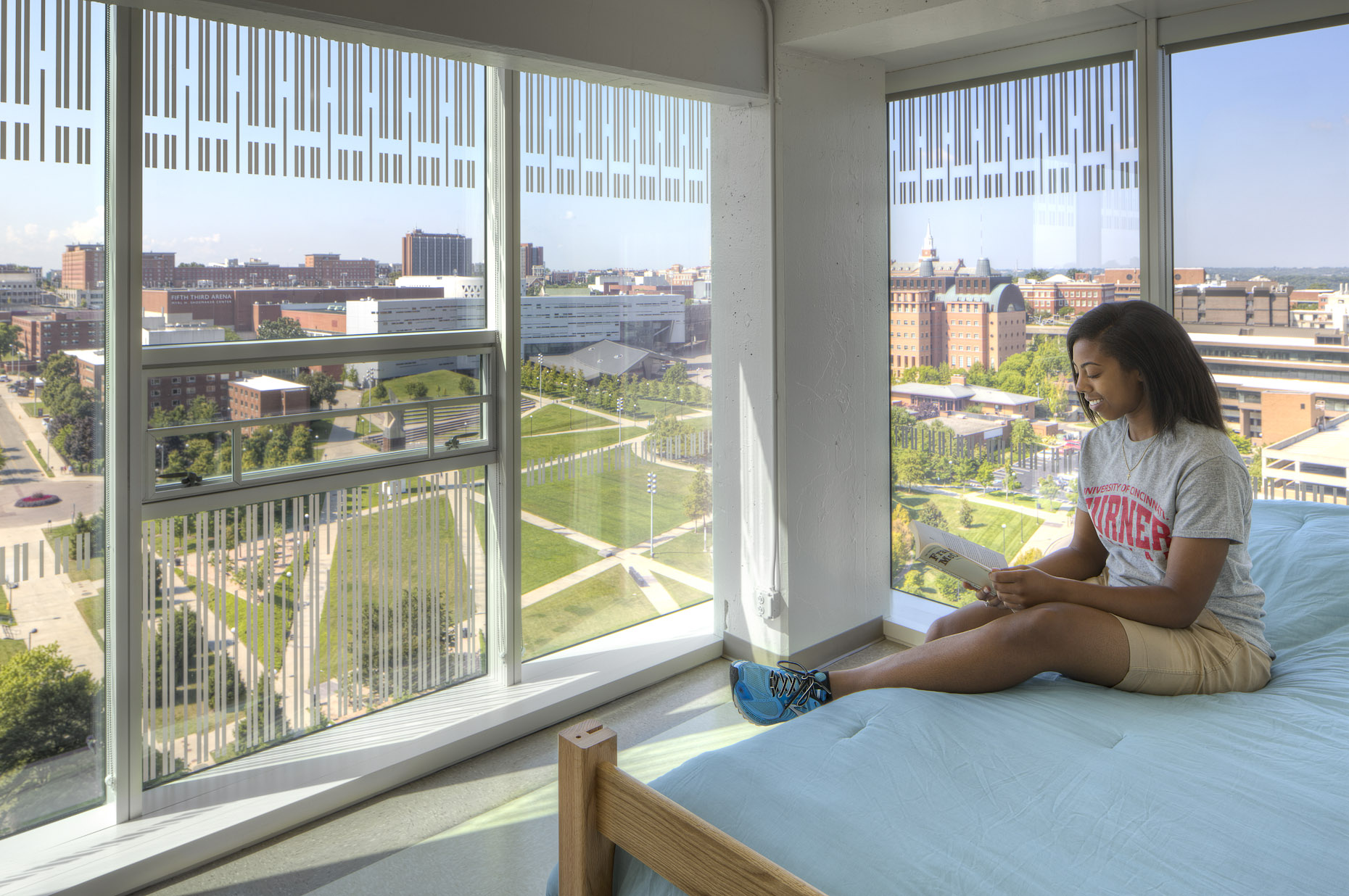 Morgens Hall at the University of Cincinnati by Richard Fleischman + Partners Architects