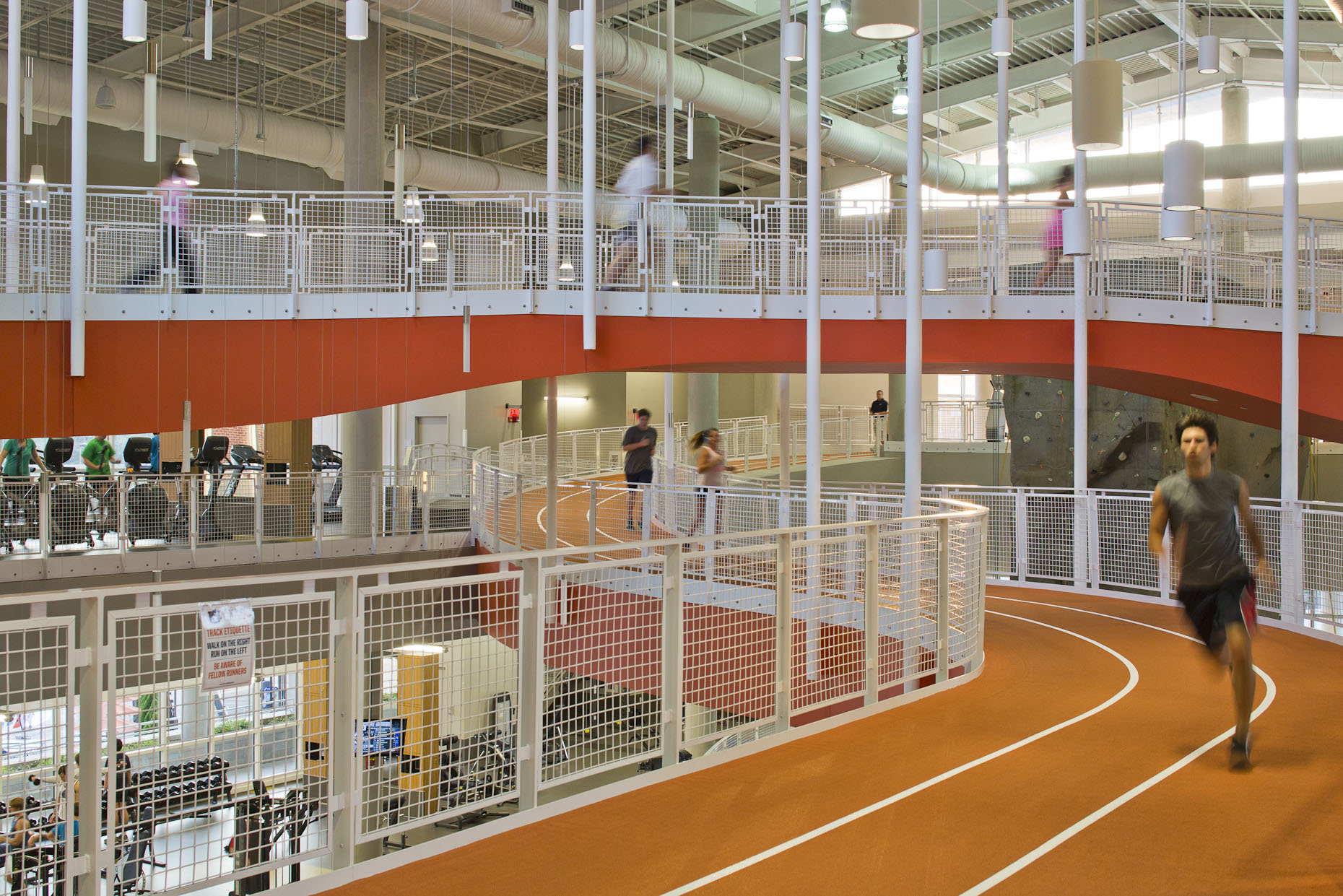 Auburn University Recreation & Wellness Center by 360 Architecture