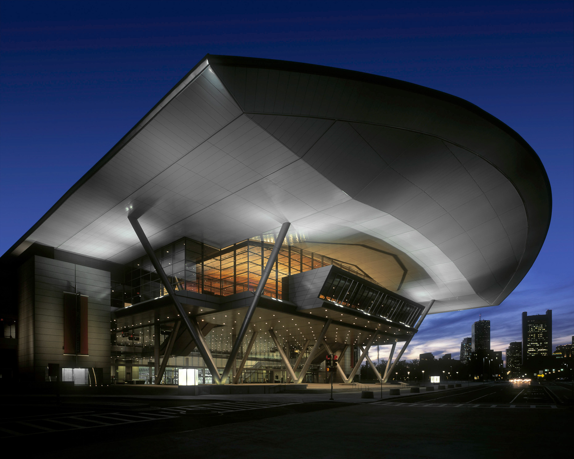 Boston Convention and Exhibition Center by Rafael Viñoly Architects