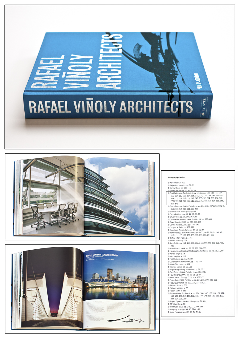 Rafael Viñoly Architects by Phillip Jodidio