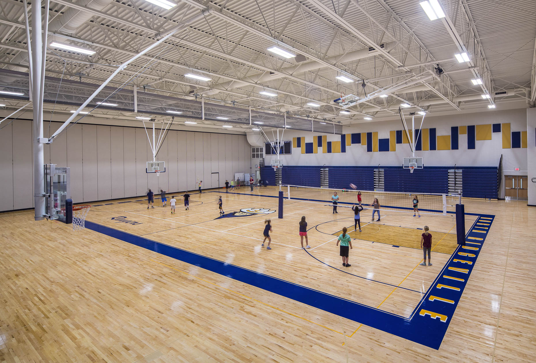 North Ridgeville Academic Center by TDA photographed by Lauren K Davis based in Columbus, Ohio
