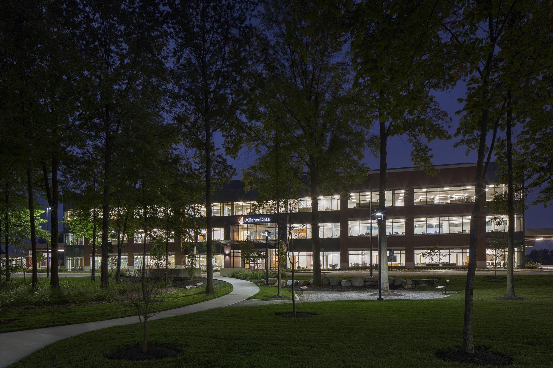 Alliance Data Systems by Moody Nolan photographed by Lauren K Davis based in Columbus, Ohio