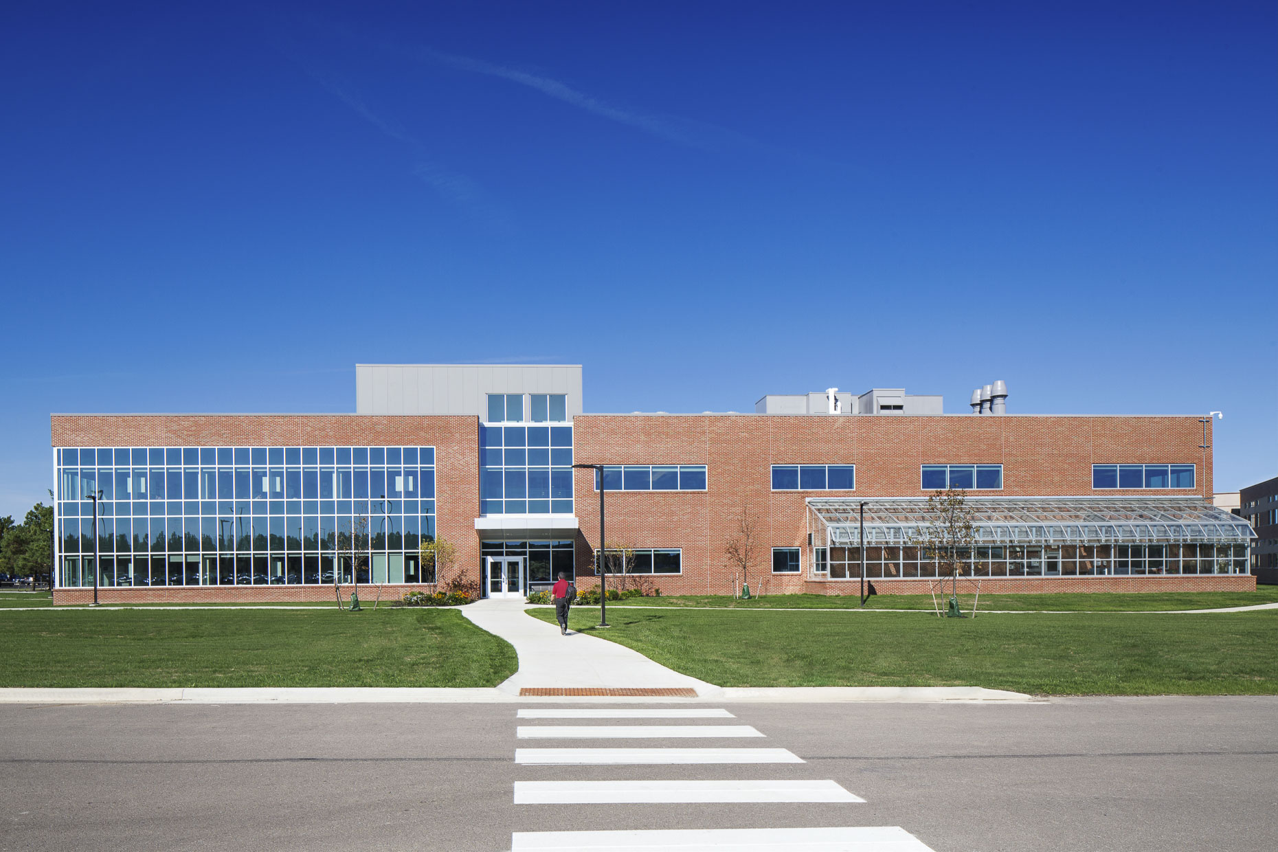 OSU Marion Science & Engineering Building by Stantec photographed by Lauren K Davis based in Columbus, Ohio