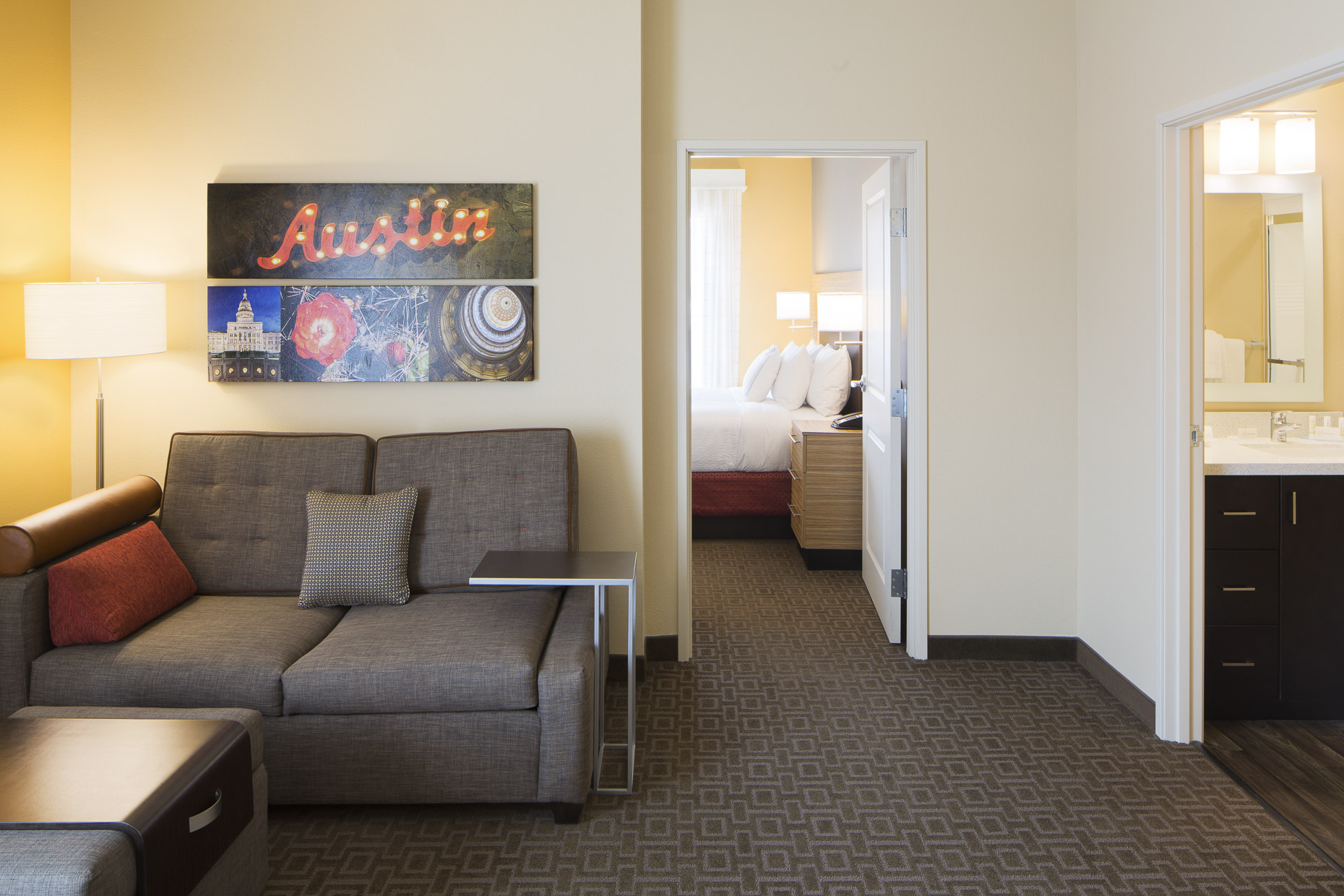 Towneplace Suites Austin Round Rock TPSAUSTN by Marriott photographed by Lauren K Davis based in Columbus, Ohio