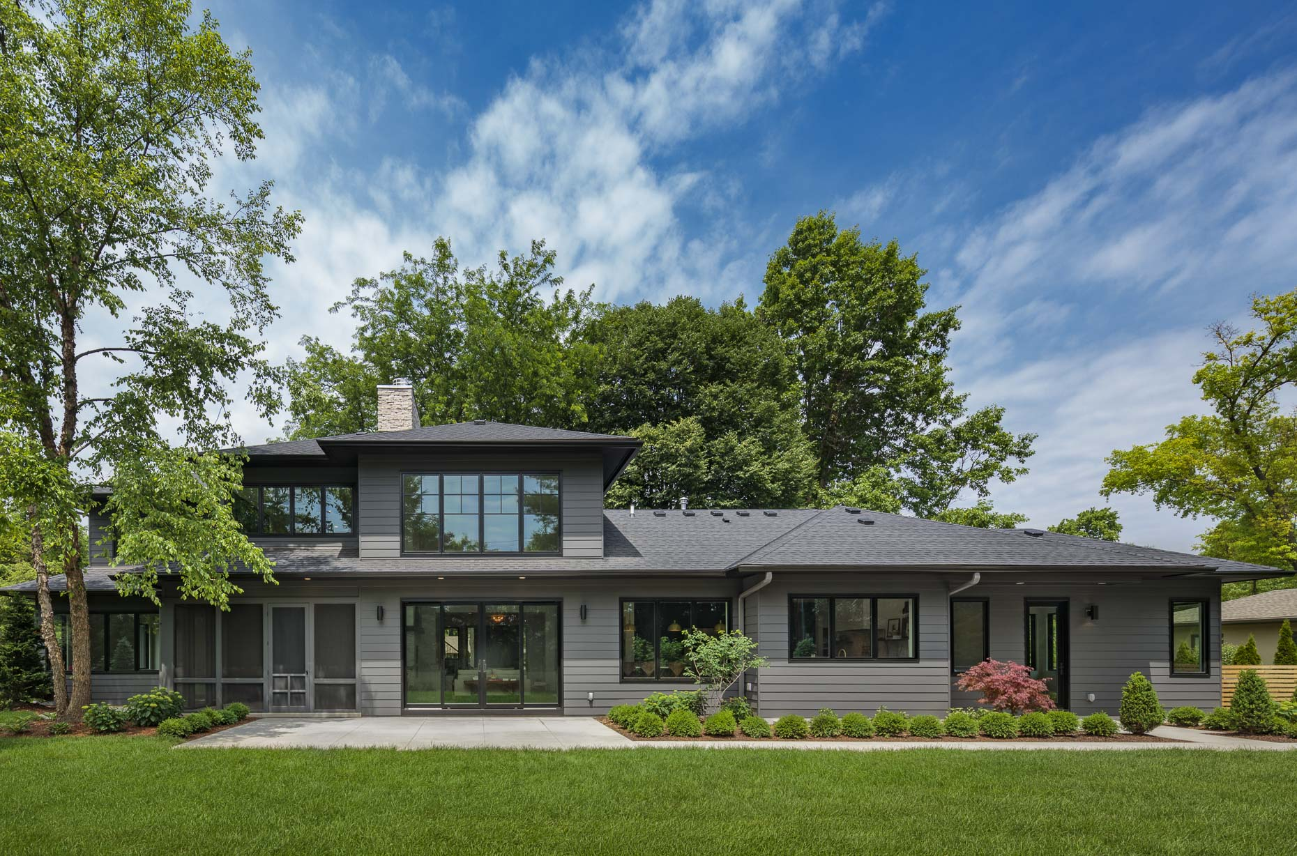 Dorchester Private Residence by Paul & Jo Studio photographed by Lauren K Davis based in Columbus, Ohio