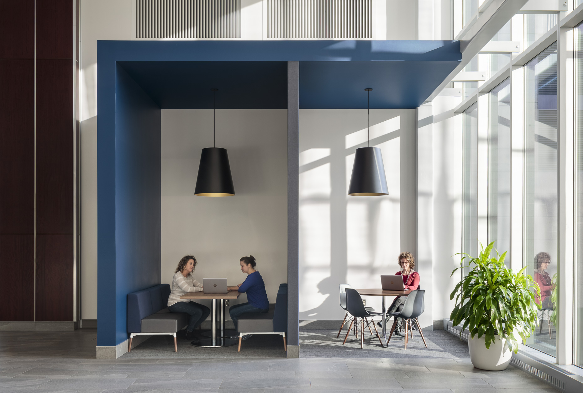 Nationwide HUB by BHDP Architecture photographed by Lauren K Davis based in Columbus, Ohio